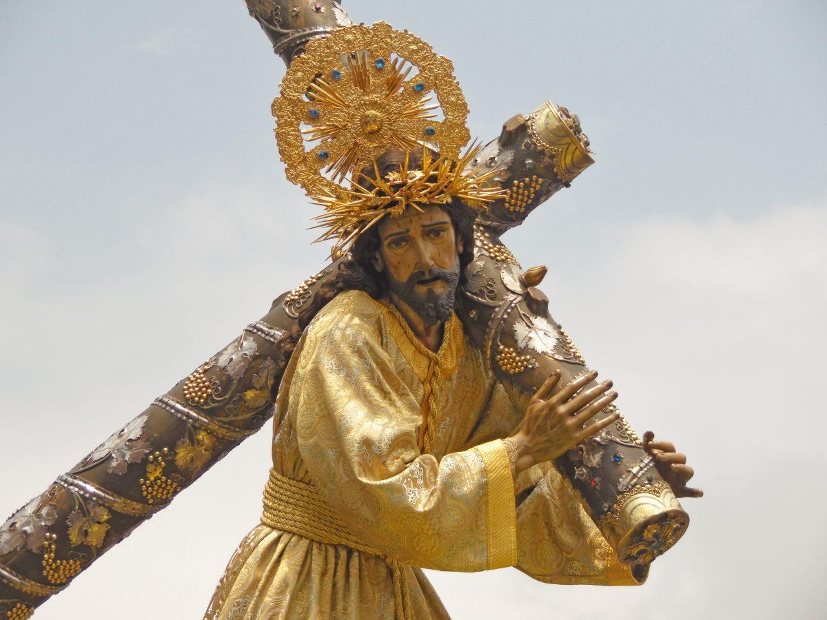 Nazareno mercedario cumple 365 años de historia y devoción