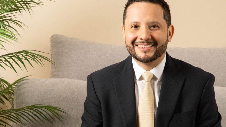 Francisco Milian, country manager de Mastercard para Guatemala y Belice.