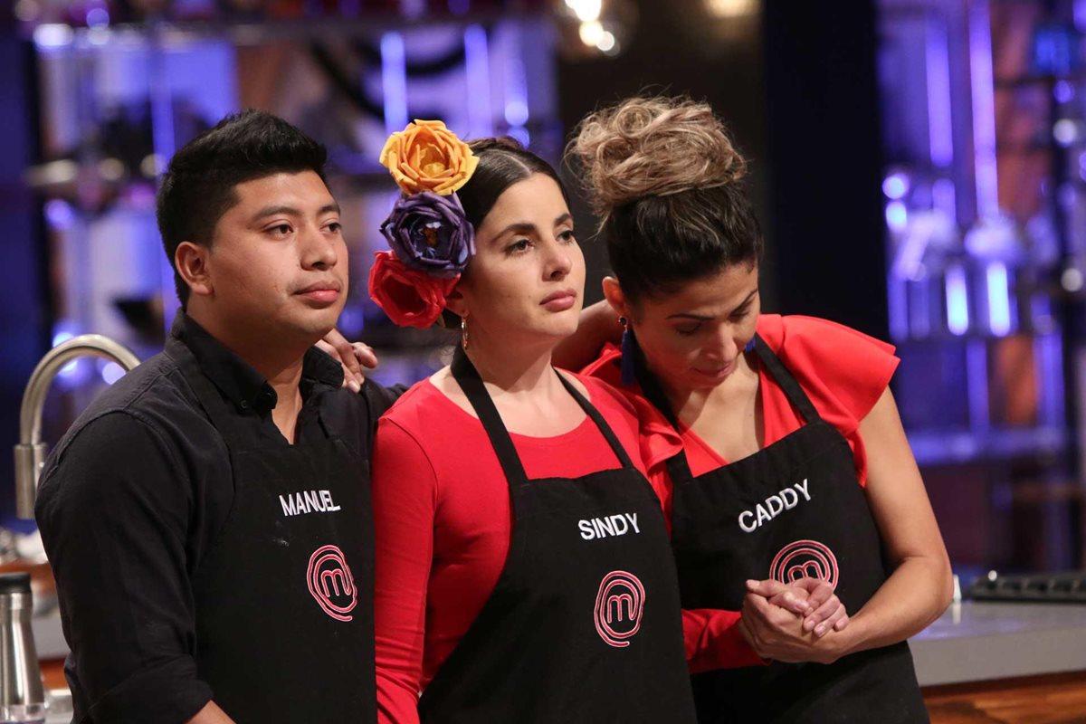 Manuel Tol fue eliminado en la semifinales de MasterChef Latino (Foto Prensa Libre: Facebook / MasterChef Latino).