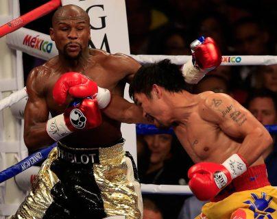 Floyd Mayweather está retirado del boxeo. (Foto Prensa Libre: Hemeroteca PL)