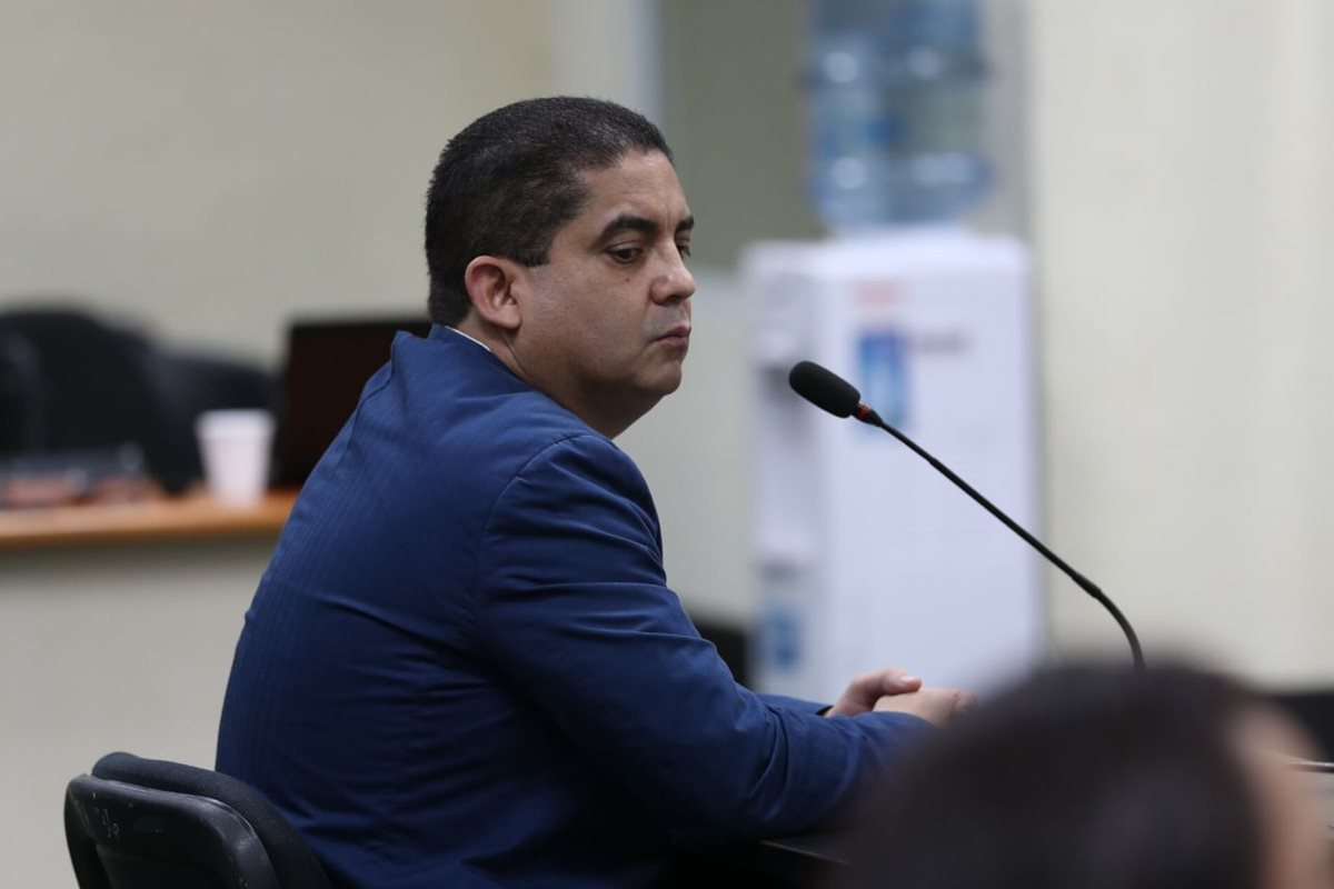 Monzón: Otto Pérez utilizó comisión de TCQ para ampliar propiedad en Monterrico