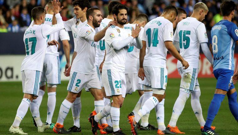 El Real Madrid es uno de los invitados para el la Copa. (Foto Prensa Libre: AFP)