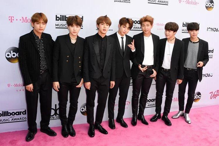 BTS el fenómeno de Kpop que conquistará los Billboard