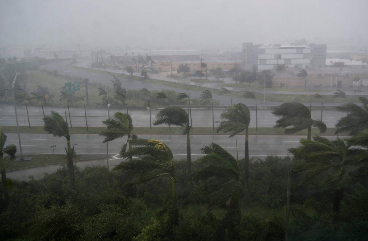 EE.UU. prevé hasta nueve huracanes en temporada 2018 en el Atlántico