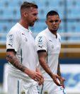 La eliminación de Comunicaciones fue una de las sorpresas de la última jornada del Clausura 2018. (Foto Prensa Libre: Carlos Vicente)