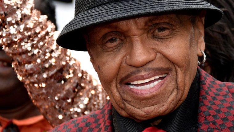 Joe Jackson falleció este miércoles debido a un cáncer de páncreas. (Foto Prensa Libre: EFE).