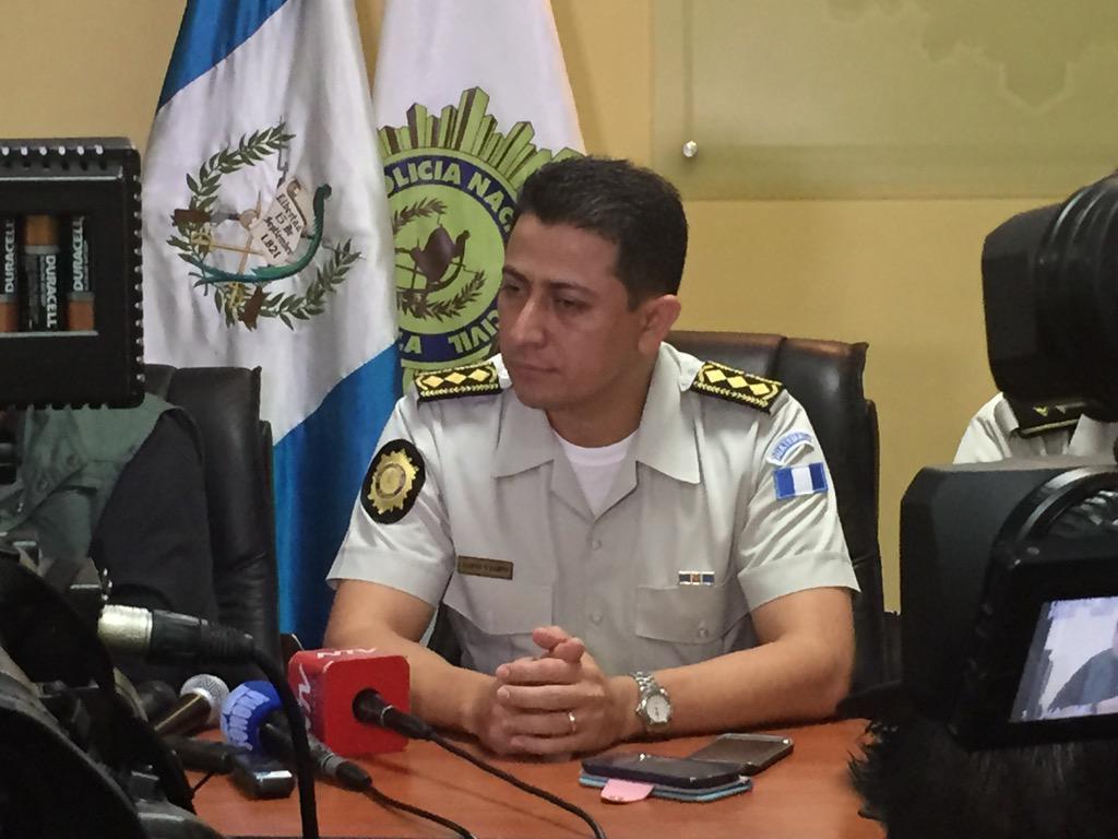 Nery Ramos, exdirector de la Policía Nacional Civil. (Foto: Hemeroteca PL)
