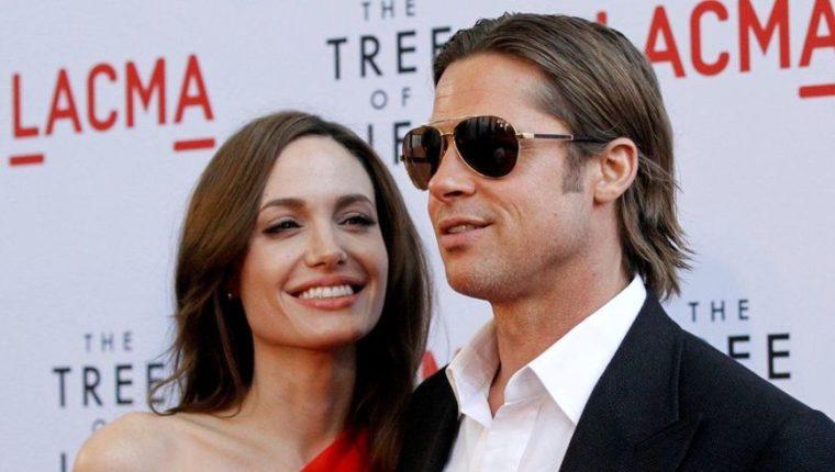 Brad Pitt y Angelina Jolie estuvieron juntos desde 2005, pero se casaron en 2014. (Reuters).