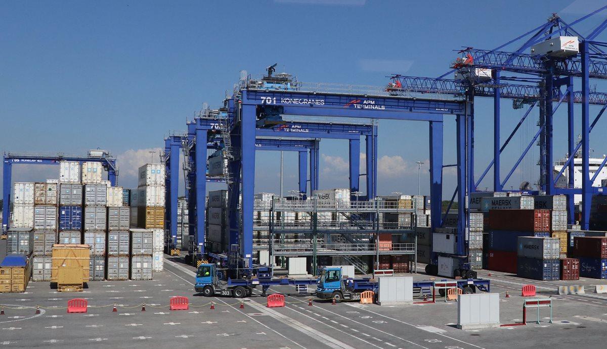 APM Terminals presiona por solución de conflicto legal