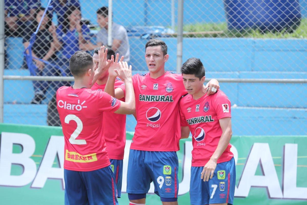 José Carlos Martínez responde a la confianza del técnico Hernán Medford y le da tres puntos valiosos a Municipal