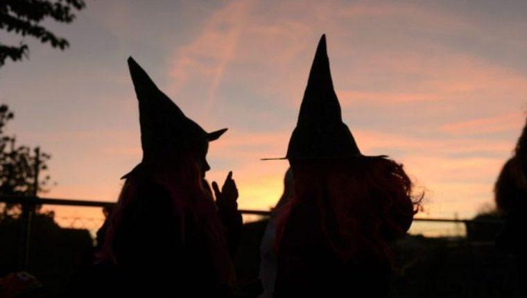 Halloween no estuvo vinculado siempre a brujas y monstruos. GETTY IMAGES