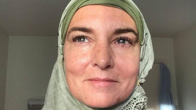 "La cantante dijo que se sentía ""orgullosa de ser musulmana"". (TWITTER/@MAGDADAVITT77)"