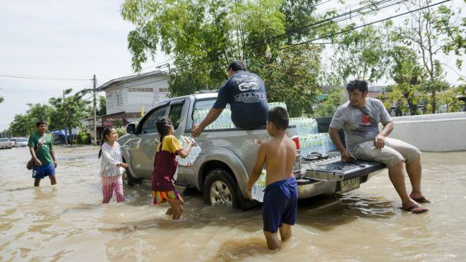Los países del mundo (y de América Latina) con mayor riesgo en caso de sufrir una catástrofe natural
