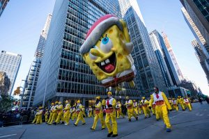 Desfile de Macy´s deslumbra Nueva York