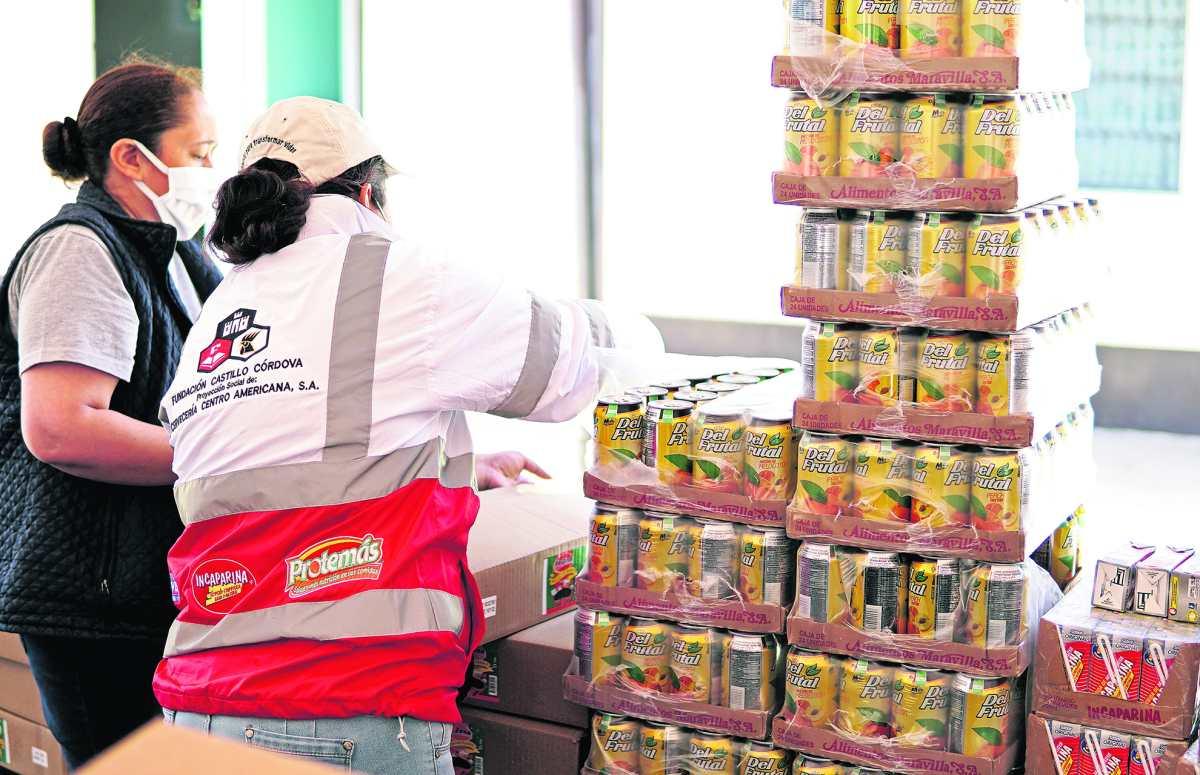Fundación Castillo Córdova ha entregado más de 1.2 millones de tiempos de comida