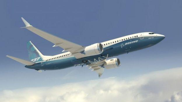 El modelo MAX 8 de Boeing salió al mercado hace apenas un año en Indonesia. BOEING