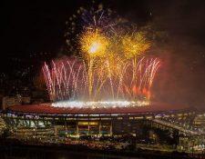 Imagen del estadio Maracaná al final del Mundial. (Foto Prensa Libre: AFP)