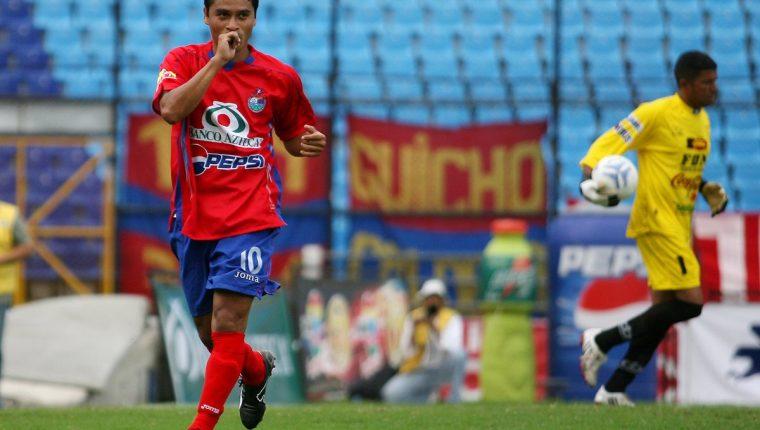 Fredy García fue pieza vital para Municipal. (Foto Prensa Libre: Hemeroteca PL)