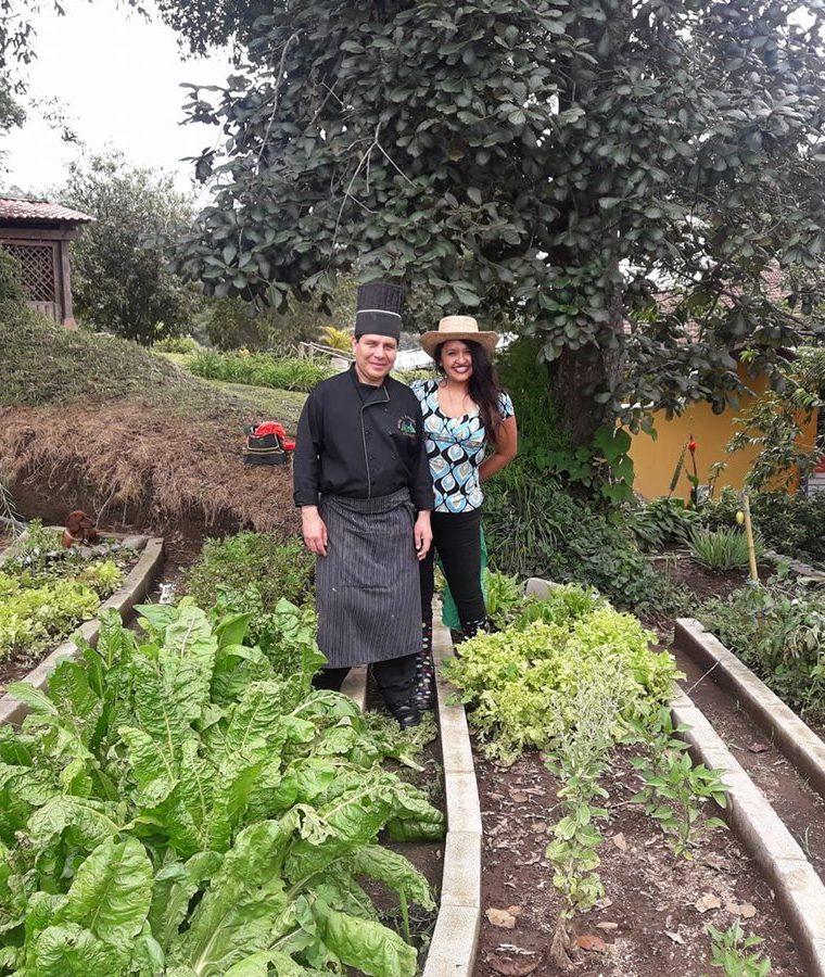 En el mercado guatemalteco existen proveedores como Agrisa, que asesoran a chefs nacionales e internacionales para convertirse en restaurantes orgánicos. (Foto Prensa Libre: Cortesía Agrisa)