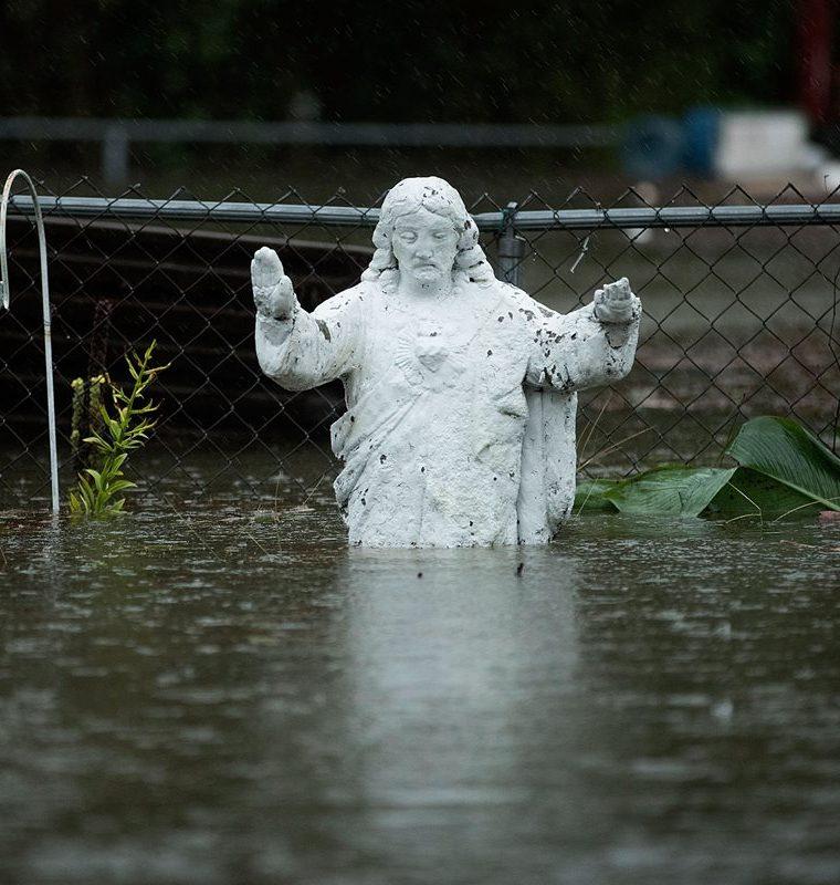 New Bern, Carolina del Norte. (Foto Prensa Libre: AFP)
