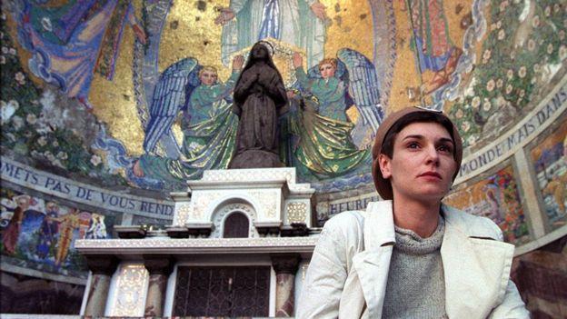 La cantante fue ordenada sacerdotisa en 1999. (PA)