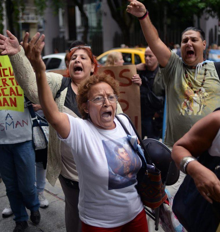 El manejo del caso Nisman ha desencadenado varias protestas en Argentina. (Foto: Hemeroteca PL)