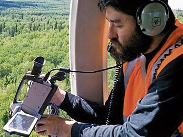 Geólogo guatemalteco Rudiger Escobar Wolf.
