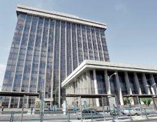 El Ministerio de Finanzas empezará este martes con la colocación de bonos del Tesoro. (Foto Prensa Libre: Hemeroteca)