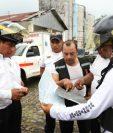 Una brigada de Bomberos Voluntarios buscará en áera del Volcán de Agua el lugar donde habría caído la avioneta. (Foto Prensa Libre: Renato Melgar)