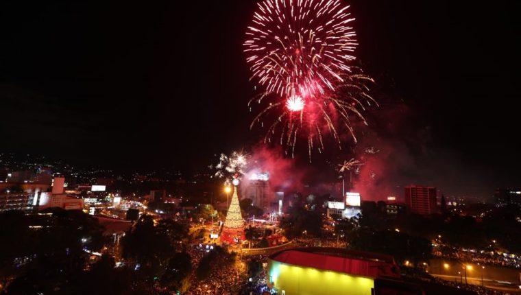 En el 2018 se cumplen 33 años del Festival Árbol Gallo. (Foto Prensa Libre: Esbin García)