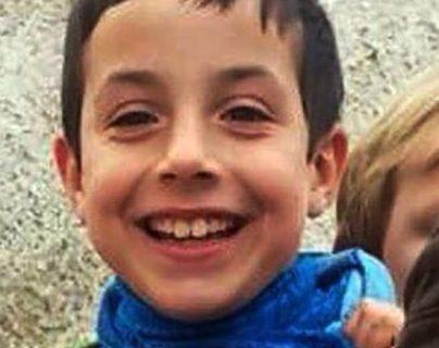 Gabriel Cruz desapareció el 27 de febrero en la provincia de Almería, en el sur de España. AFP