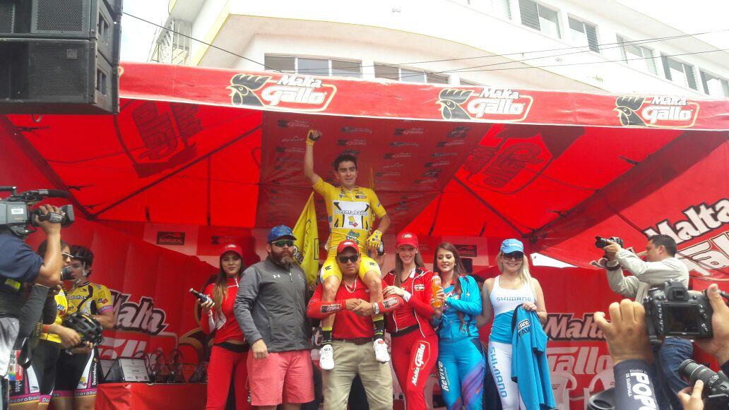 Ellos son los ciclistas nacionales que han ganado la Vuelta Ciclística a Guatemala
