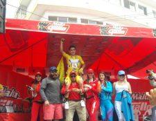 Manuel Rodas se une a los grandes del ciclismo guatemalteco. (Foto Prensa Libre: Francisco Sánchez)