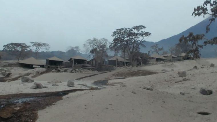 Los daños en la finca La Reunión se reportan solo en el área del resort turístico, y no en la parte de residencias, según directivos. (Foto Prensa Libre: Hemeroteca)