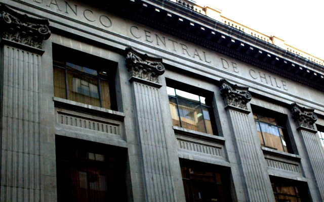 Banco Central de Chile mantiene tasa de interés en 3% anual (Foto Prensa Libre: puranoticia.cl)