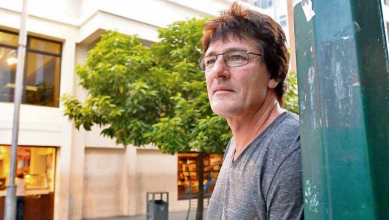 Stelzner opina que el apoyo al cine es fundamental para un país. (Foto Prensa Libre: Ana Lucía Ola)