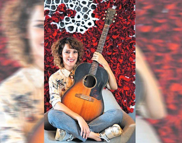 La cantautora Gaby Moreno ha trascendido en la industria musical debido a la calidad de sus producciones. (Foto Prensa Libre: Keneth Cruz)