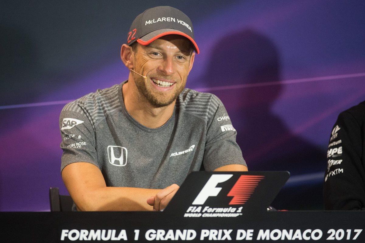 "Button: ""Le deseo lo mejor a Alonso en Indianápolis"""