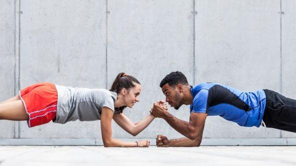 A partir de los 30 empieza el declive natural de nuestra fuerza muscular y ósea. GETTY IMAGES