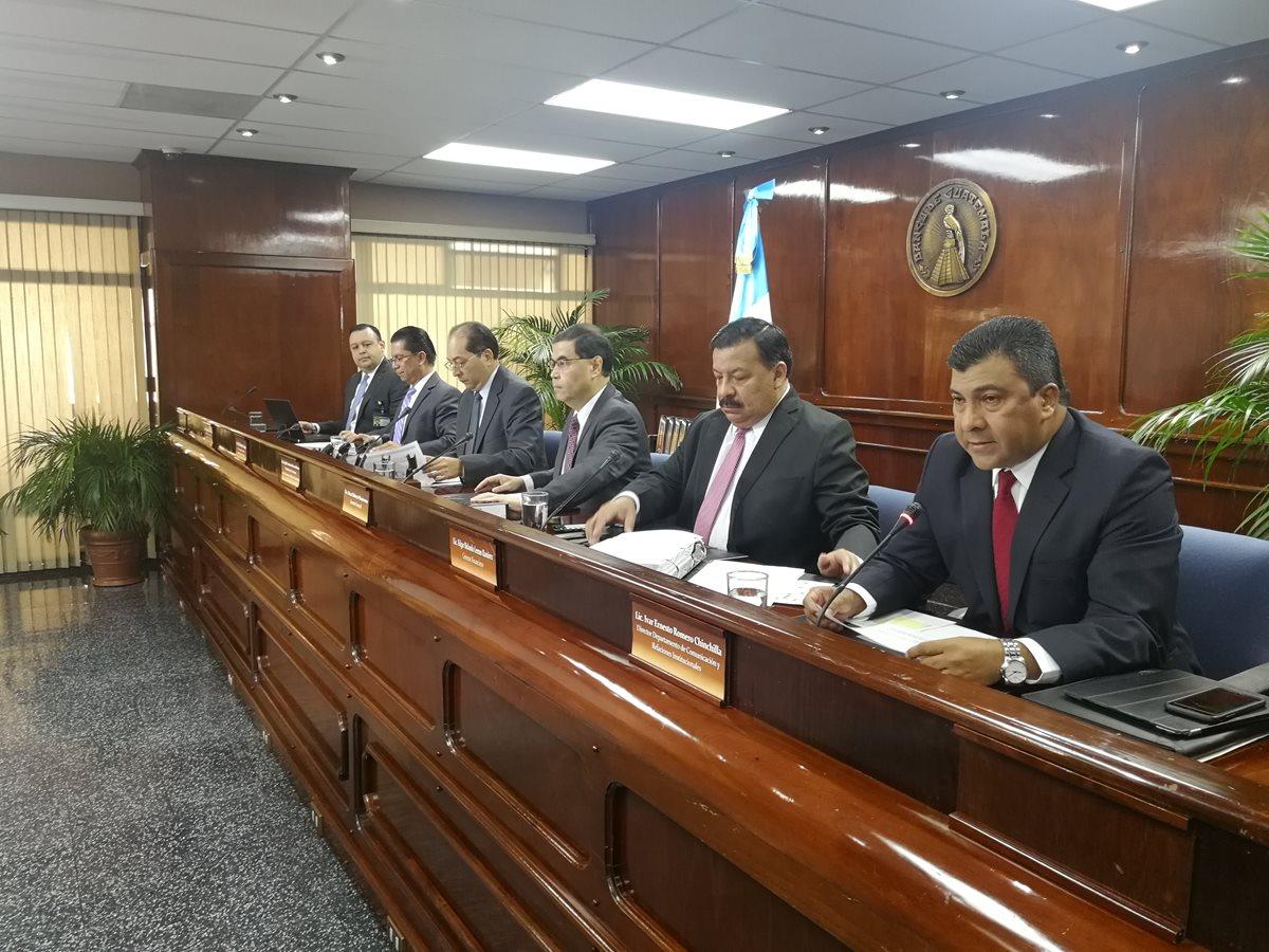 Junta Monetaria emite opinión favorable a deuda bonificable
