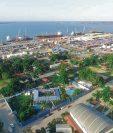 La Empornac es el segundo puerto más importante en el movimiento de carga y recaudación , pero la SAT señala deficiencias en sus operaciones. (Foto Prensa Libre: Dony Stewart)