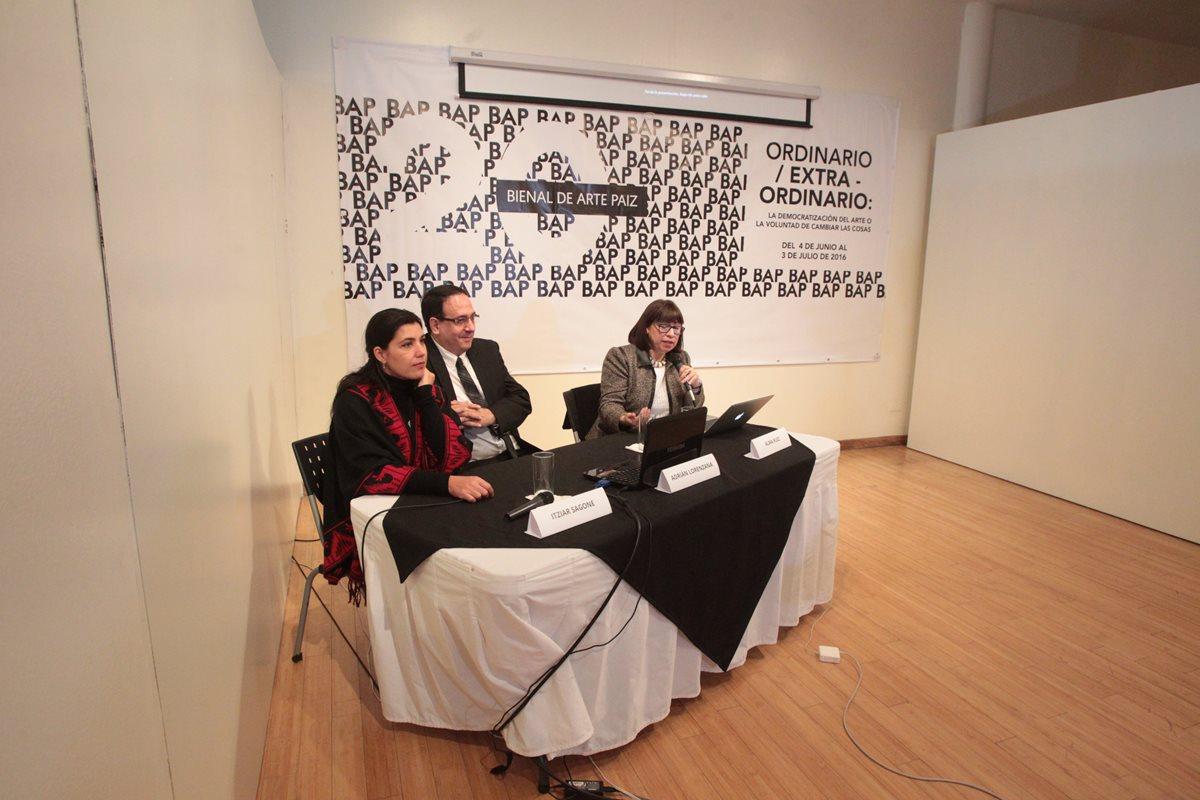 Anuncian la 20 edición de la Bienal de Arte Paiz