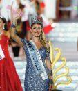 Mireia Lalaguna, de 22 años, es la Miss Mundo 2015. (Foto Prensa Libre: AP)