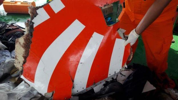 La aeronave quedó completamente destrozada. ANADOLU AGENCY/GETTY IMAGES