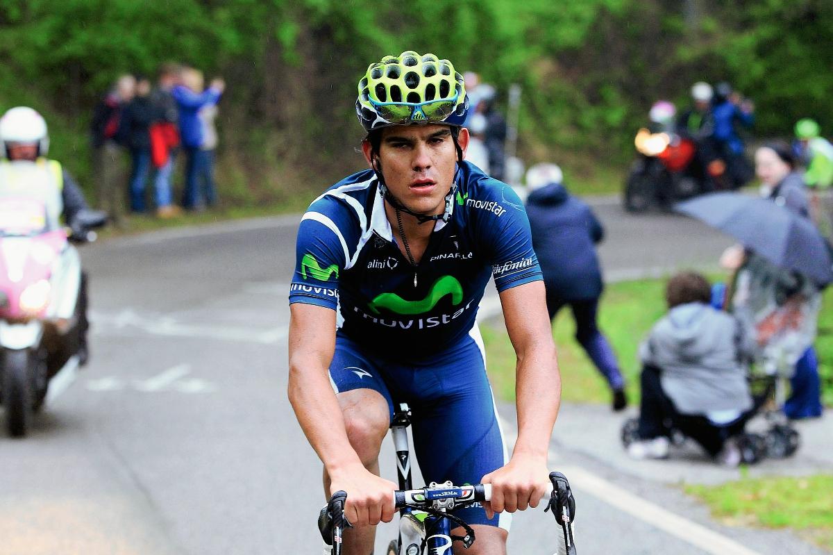 "Un Giro ""redondo"" para el costarricense Andrey Amador"