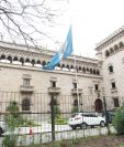 Edificio del Ministerio de Gobernación, en la 6a. avenida y 14 calle de la zona 1. (Foto Prensa Libre: Hemeroteca PL)