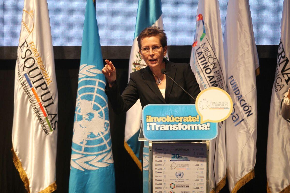 ONU | Políticos deben alinearse a los acuerdos de paz