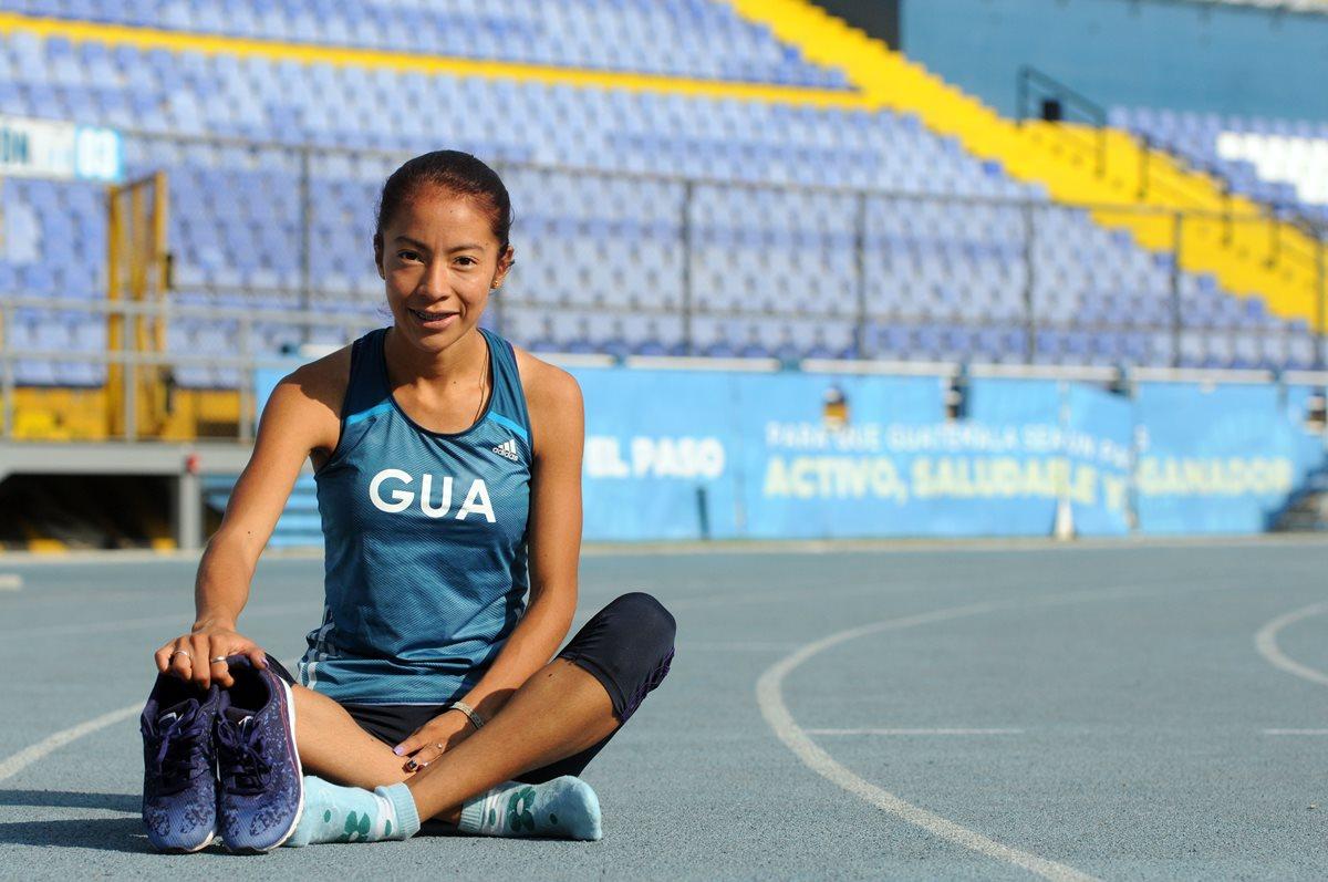 Maritza Poncio acelera su paso para Río 2016