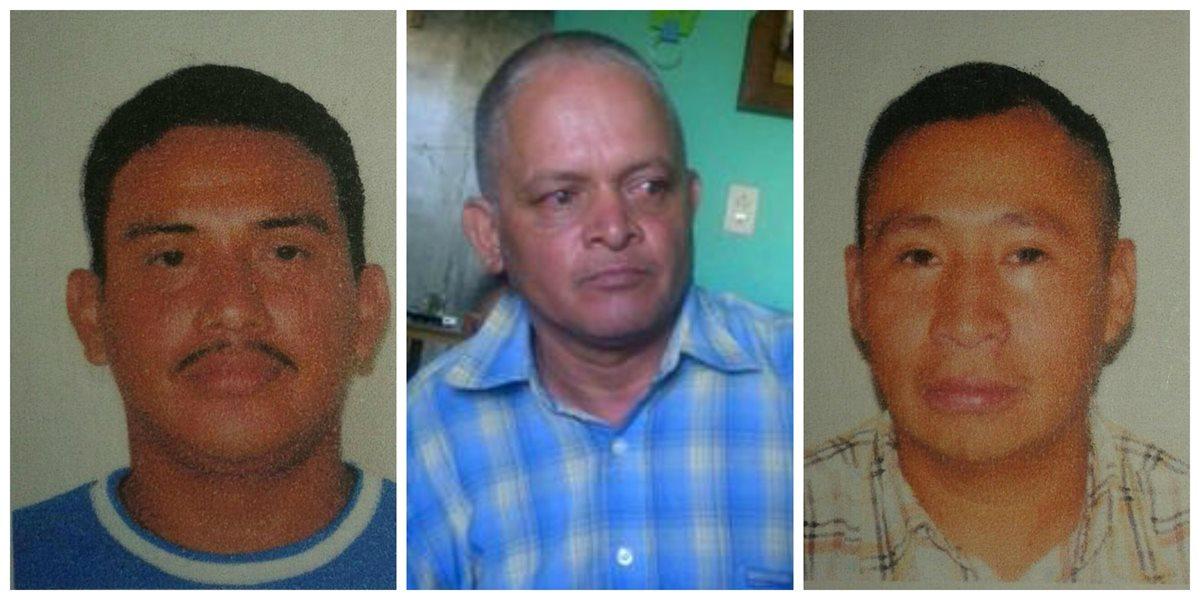 Las fuerzas de seguridad efectúan operativos en Mazatenango; buscan a implicados por el caso del crimen contra los periodistas. (Foto Prensa Libre: P. Raquec)
