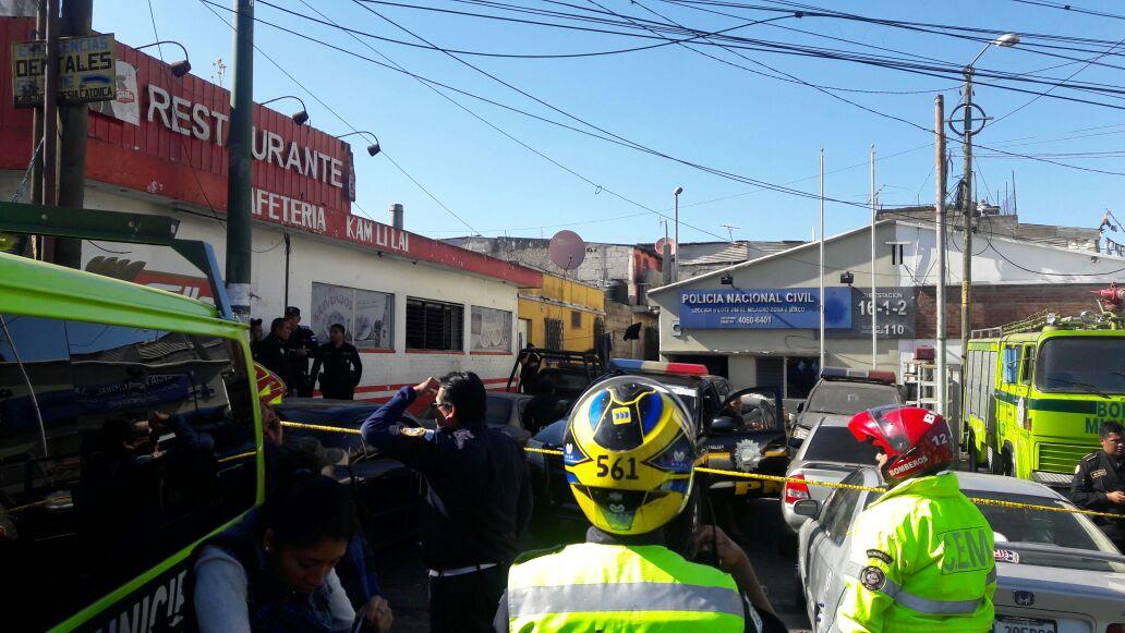 Subinspector de la PNC fallece luego de ataque en El Milagro